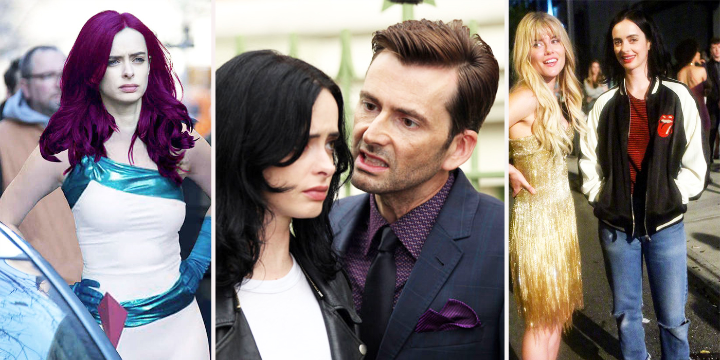 Jessica Jones Season 2 Confirmed Rumors | Screen Rant