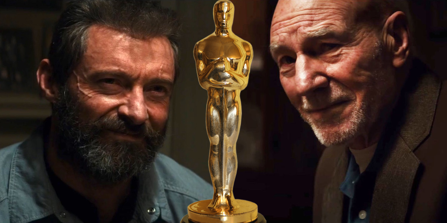 3novices logan nominated for best adapted screenplay for Oscar awards winning movies