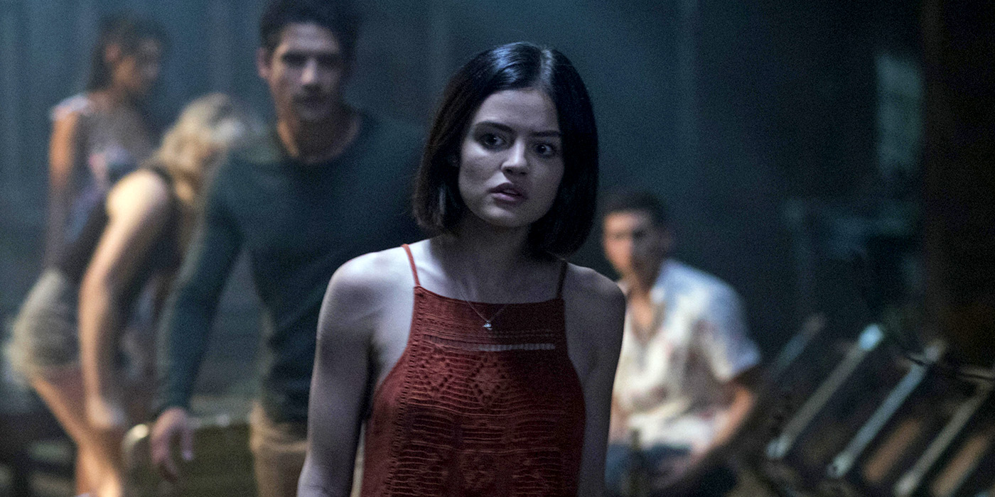 Lucy Hale in Truth or Dare