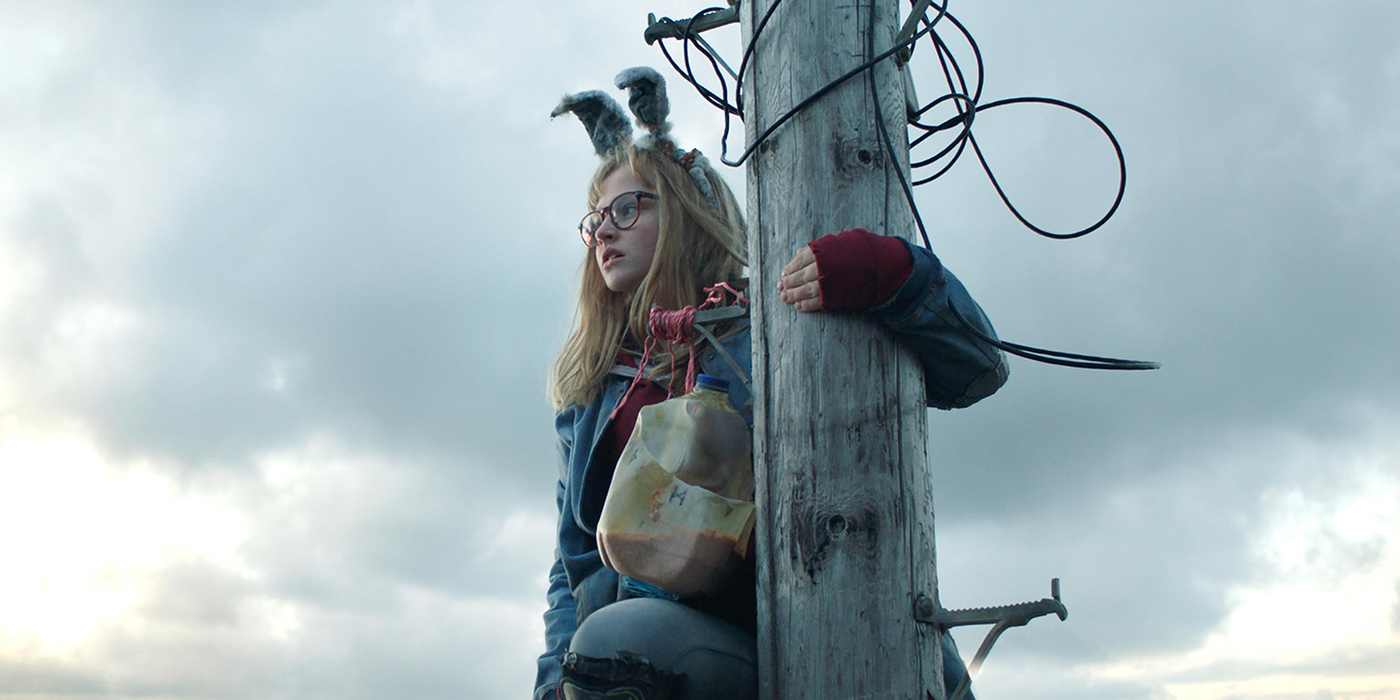 Madison Wolfe in I Kill Giants