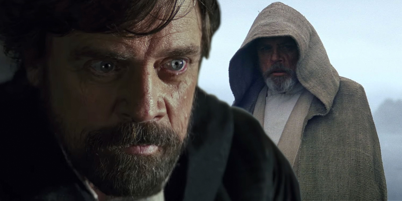 No, Luke Skywalker Didn