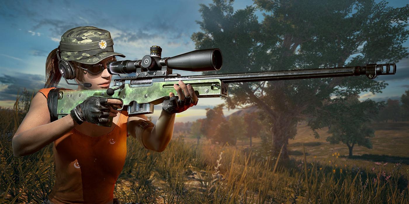 PlayerUnknown's Battlegrounds Sniper