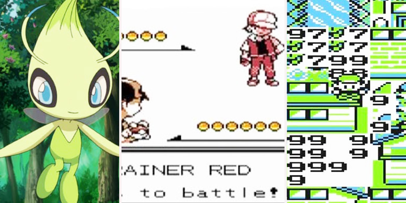 Things you didn 39 t know you could do in pok mon silver and gold - Pokemon argent pokemon rare ...