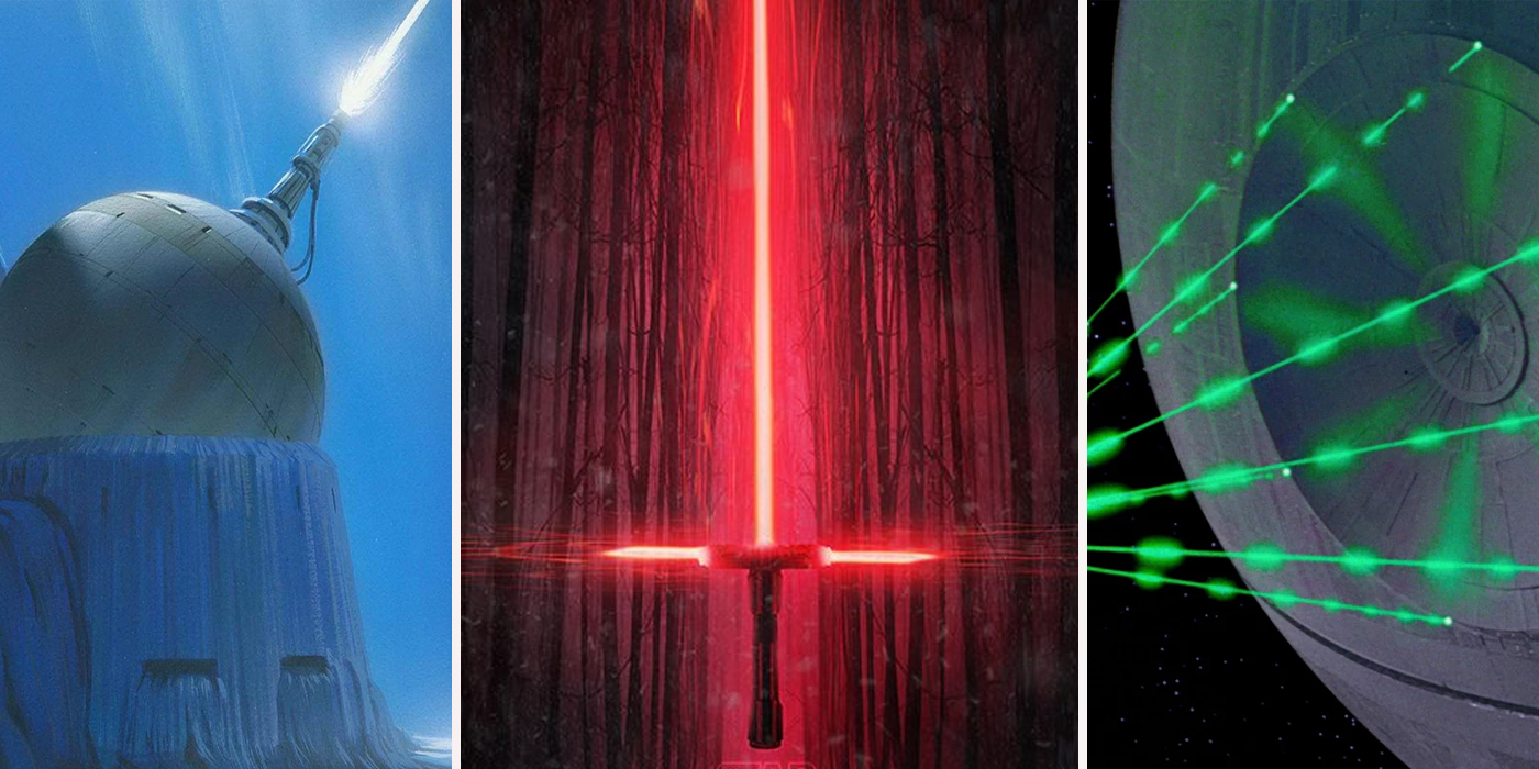 15 Most Powerful Weapons In Star Wars, Ranked From Strongest To Weakest