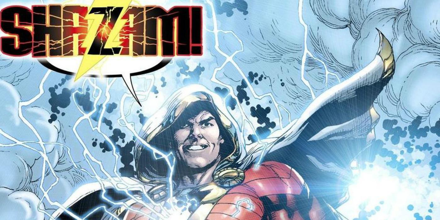 Shazam! Suit Reveal is