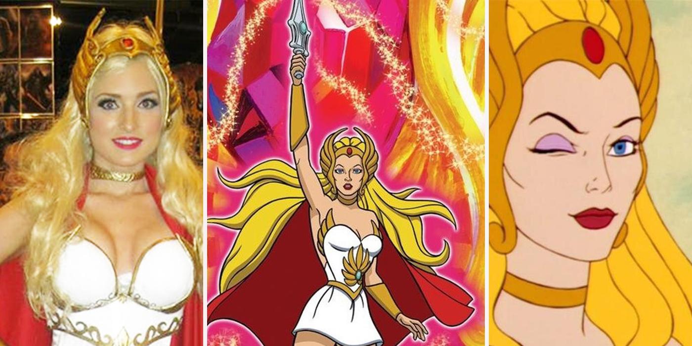Watch She-Ra: Princess of Power Online - She-Ra: Princess