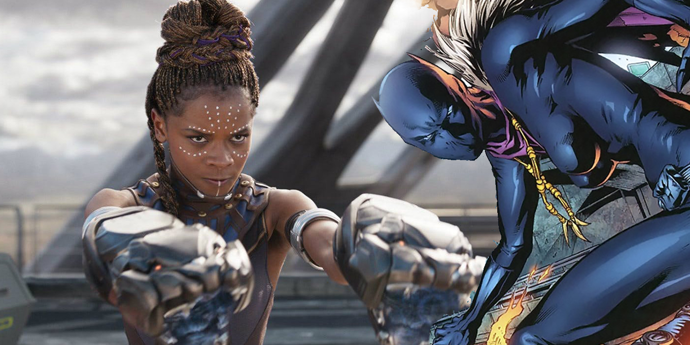 Black Panther's 16 Year Old Sister Is Smarter Than Tony Star