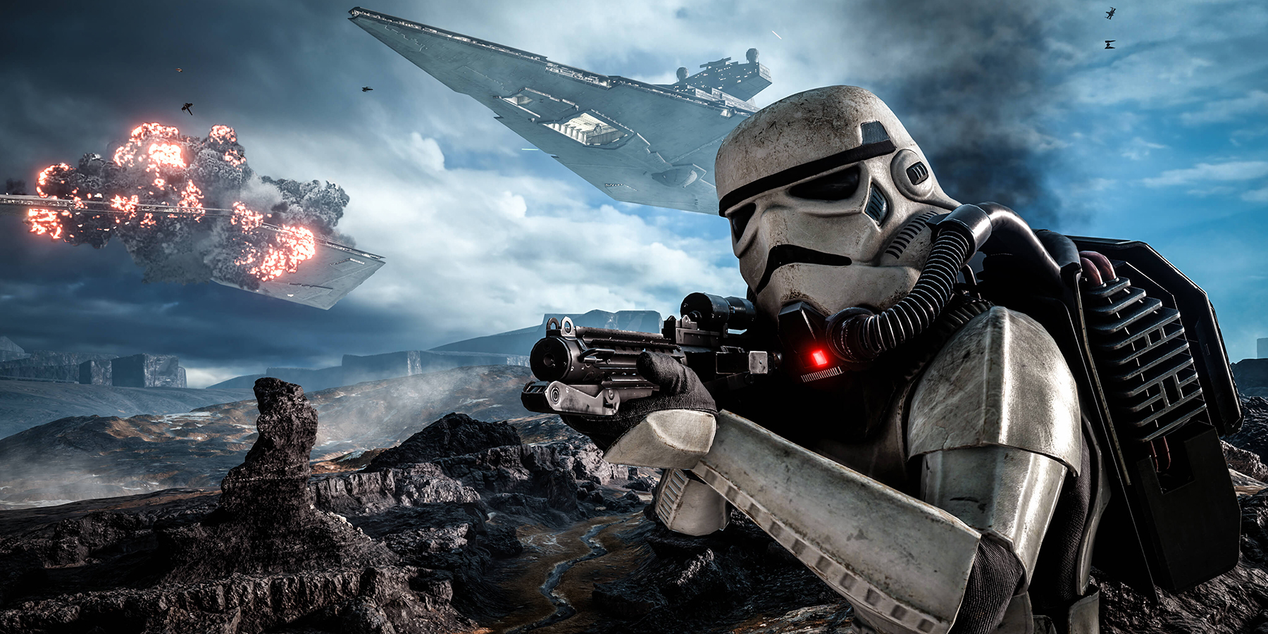 Rumor: Disney Looking to Other Developers for Star Wars Games
