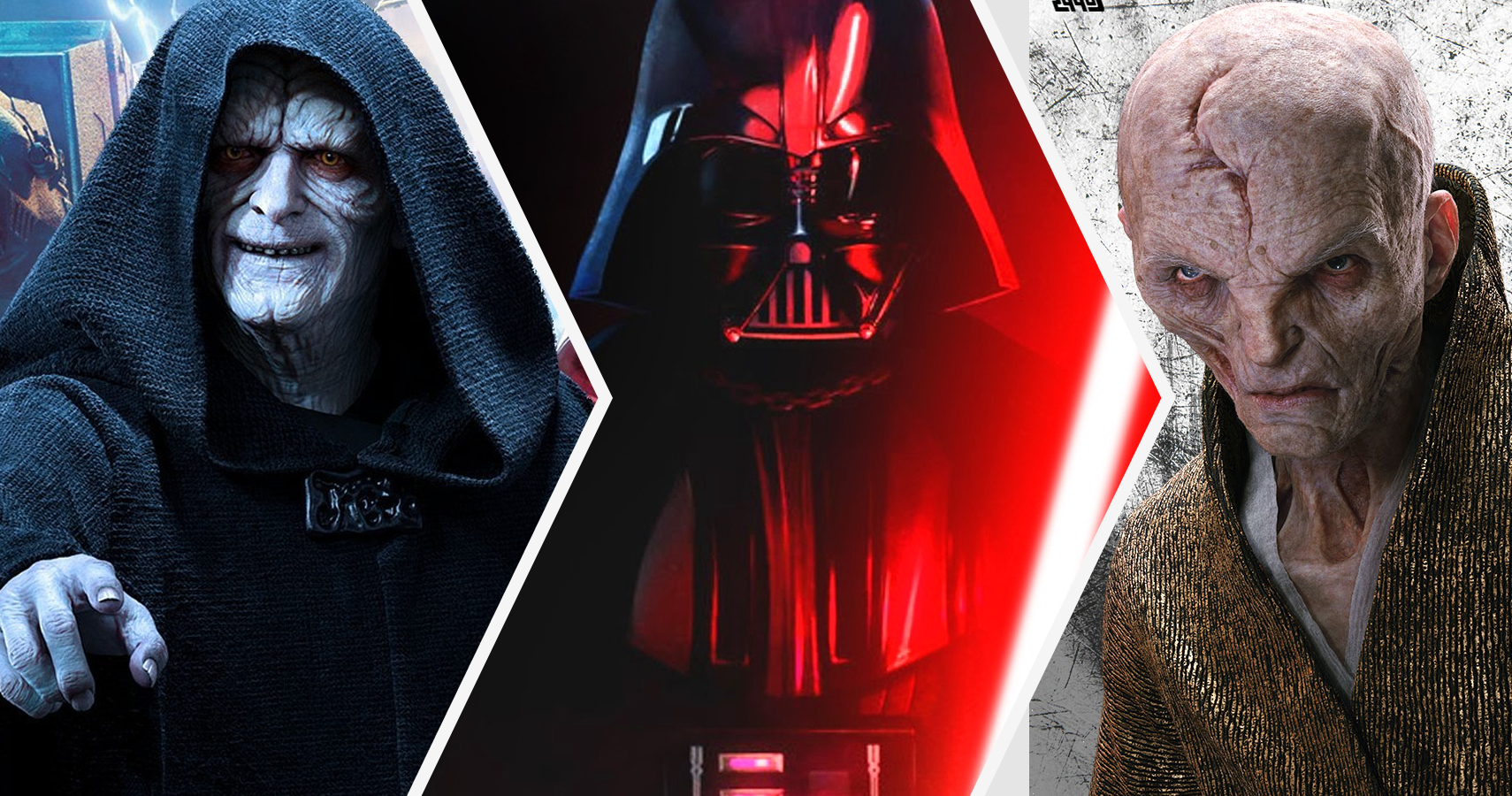 star wars things everyone gets wrong about darth vader. Black Bedroom Furniture Sets. Home Design Ideas