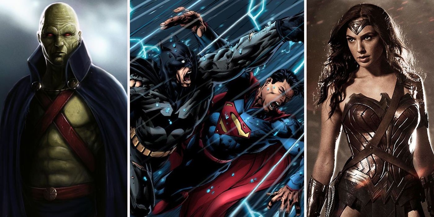 15 DC Heroes Who Are Even More Powerful Than Superman