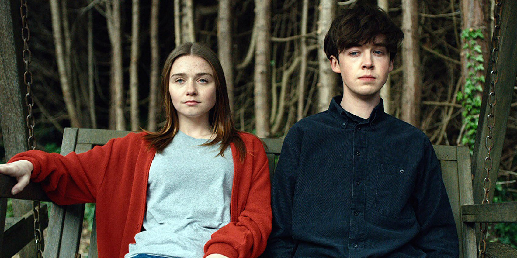 The End Of The F ** King World