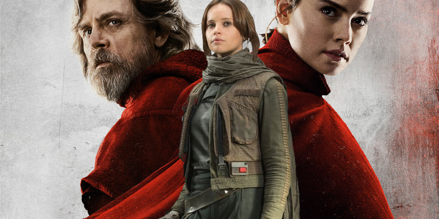 The Last Jedi Passes Rogue One at Global Box Office