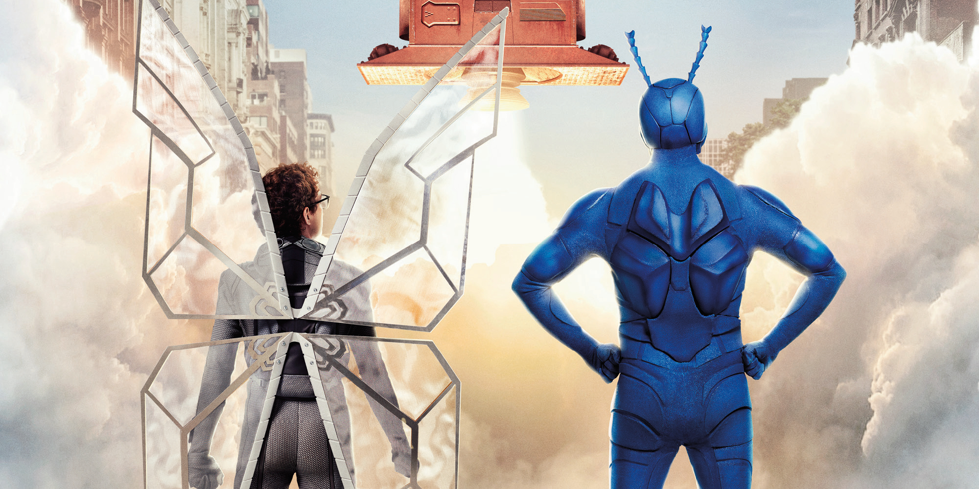 The Tick Season 1B Poster