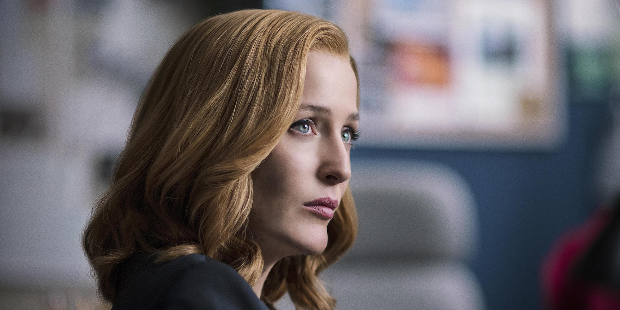 The X-Files Gillian Anderson Dana Scully