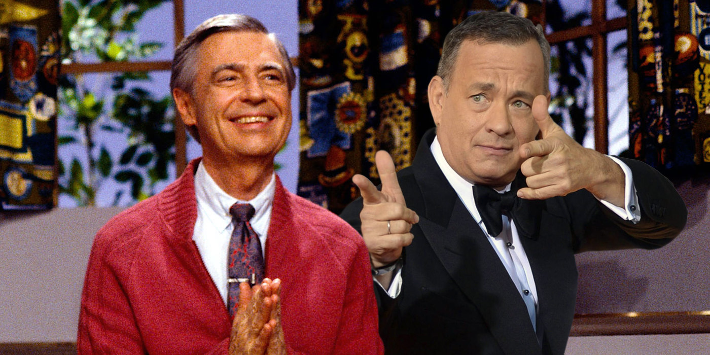 Tom Hanks To Star In Mr. Rogers Biopic You Are My Friend