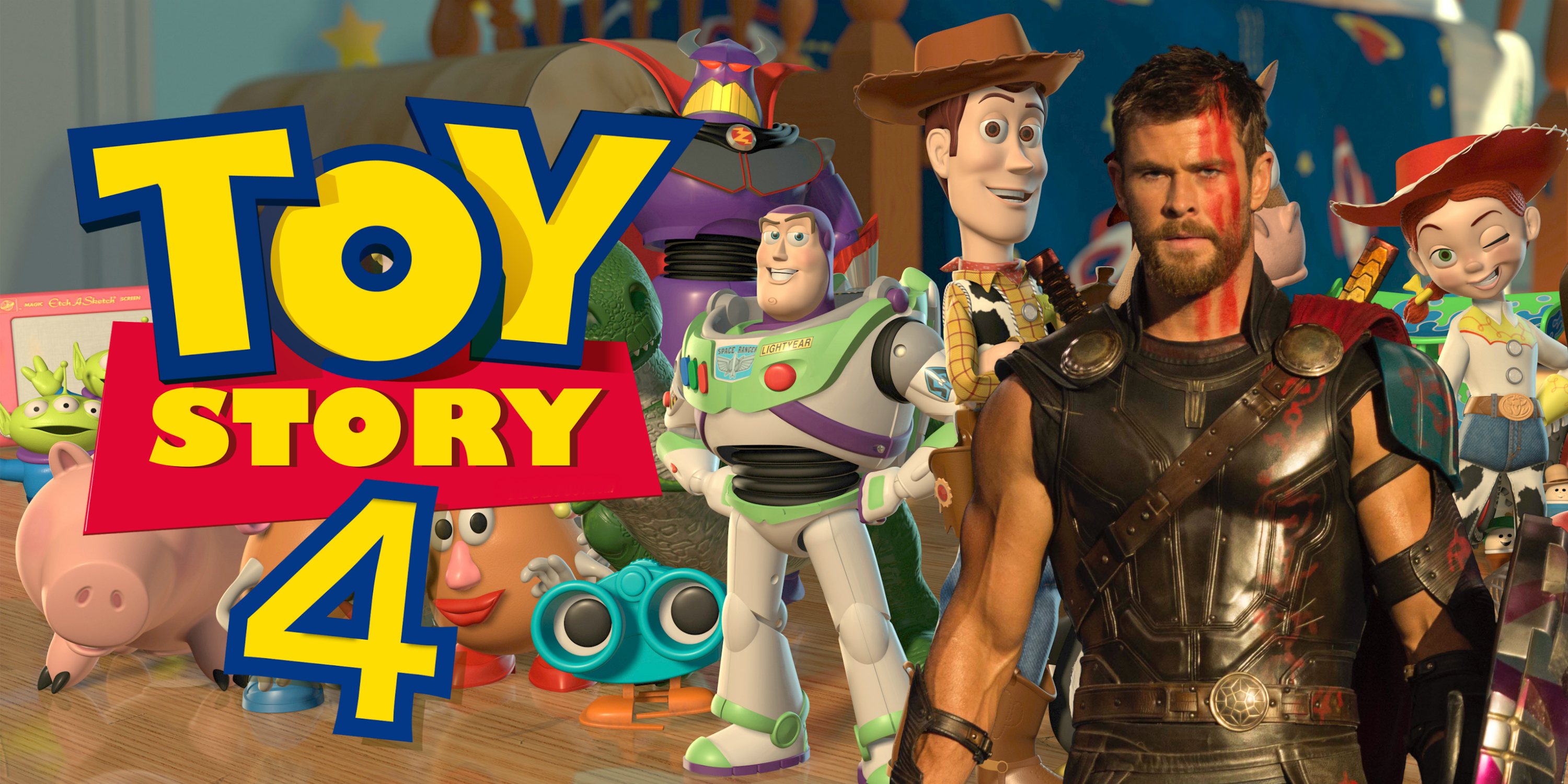 Toy Story 4 Toys : Toy story gets thor ragnarok writer screen rant