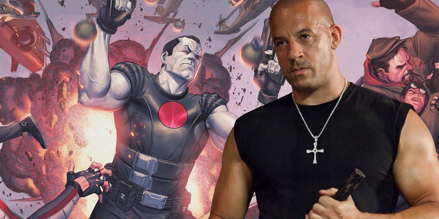 Vin Diesel in Talks for Bloodshot Comic Book Movie