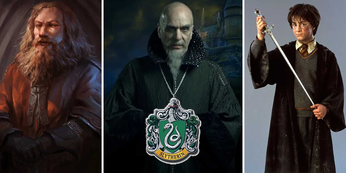Harry Potter: Things You Didn't Know About The Founders of ...