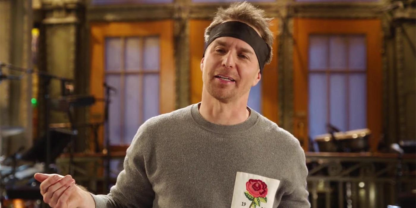 Sam Rockwell on Saturday Night Live