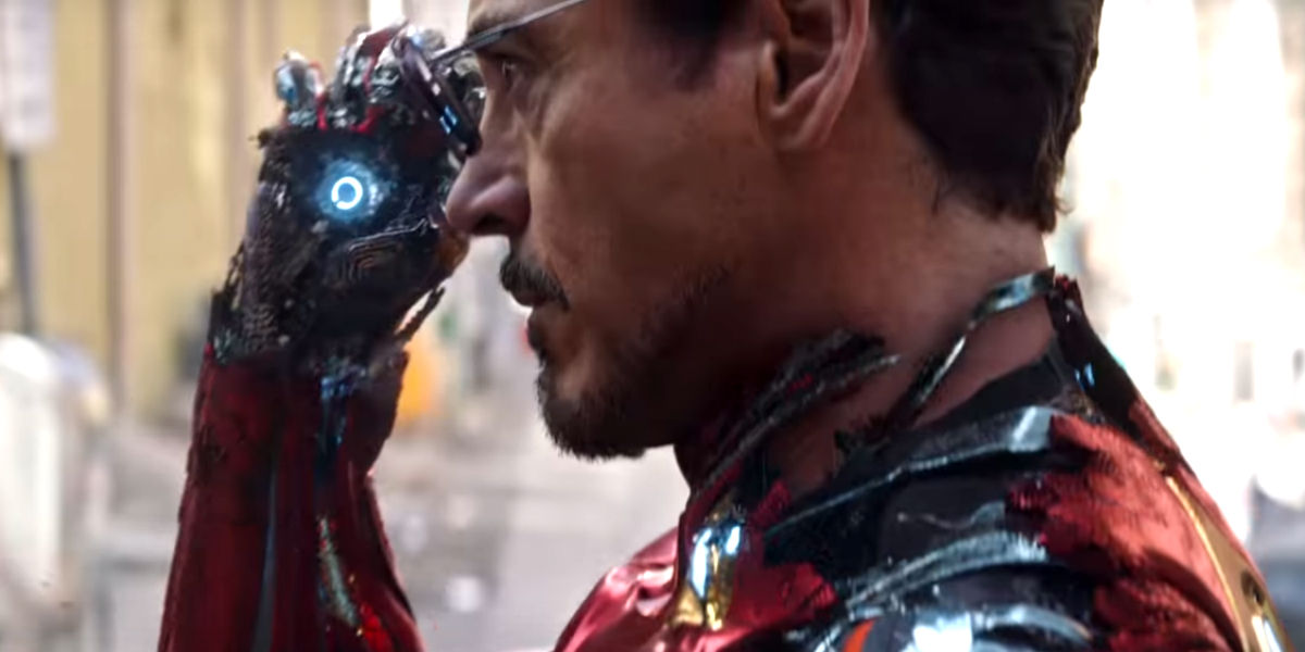 Avengers: Infinity War Teaser Reveals Iron Man