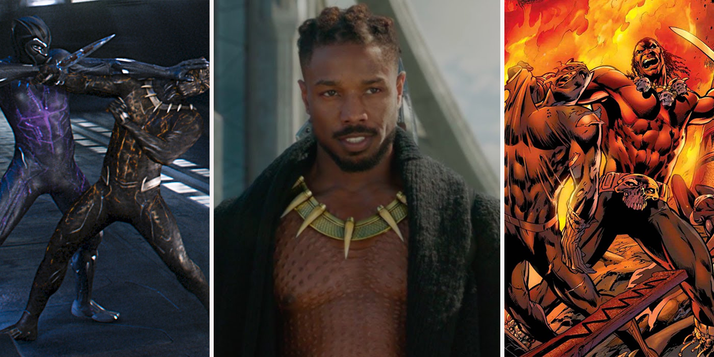 Black Panther Things You Didn T Know About Killmonger
