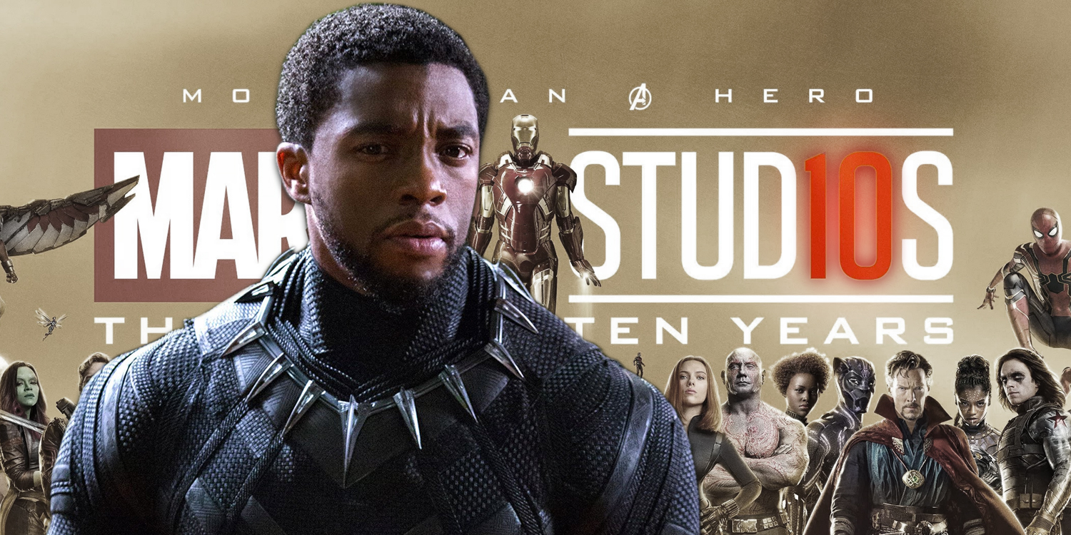 Black Panther and Marvel's 10 Year Celebrations