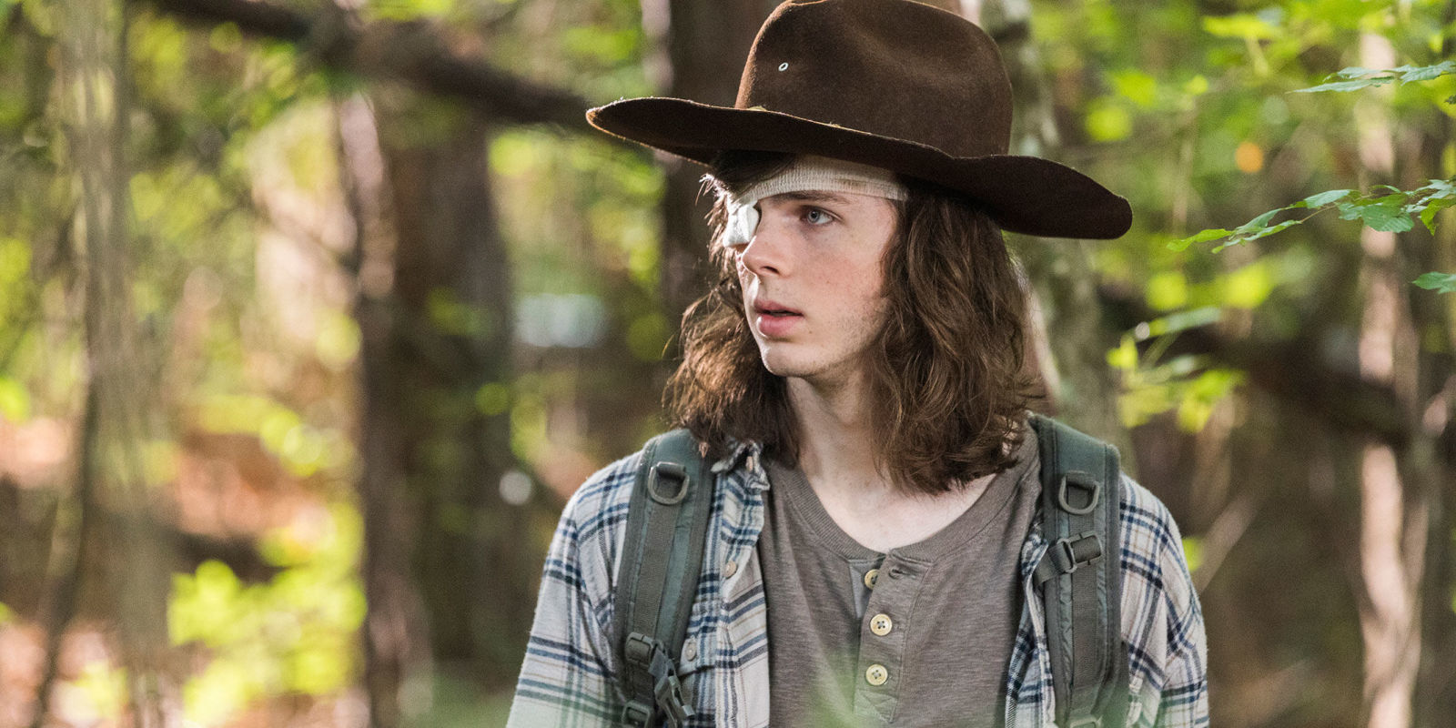 The Walking Dead: Walking Dead Stars Say Goodbye To Chandler Riggs