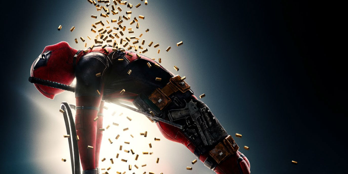 Deadpool 2 Riffs On Flashdance With New Poster