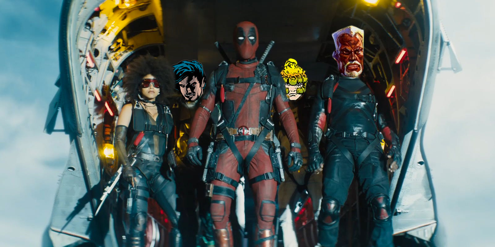 helicopter names with Deadpool 2 New Characters Six Pack X Force on Deadpool 2 New Characters Six Pack X Force further Tag Incredibles together with Famous Explorers And Expeditions11 Presentation further Trumps Hollywood Walk Fame Star Vandalized additionally Watch.