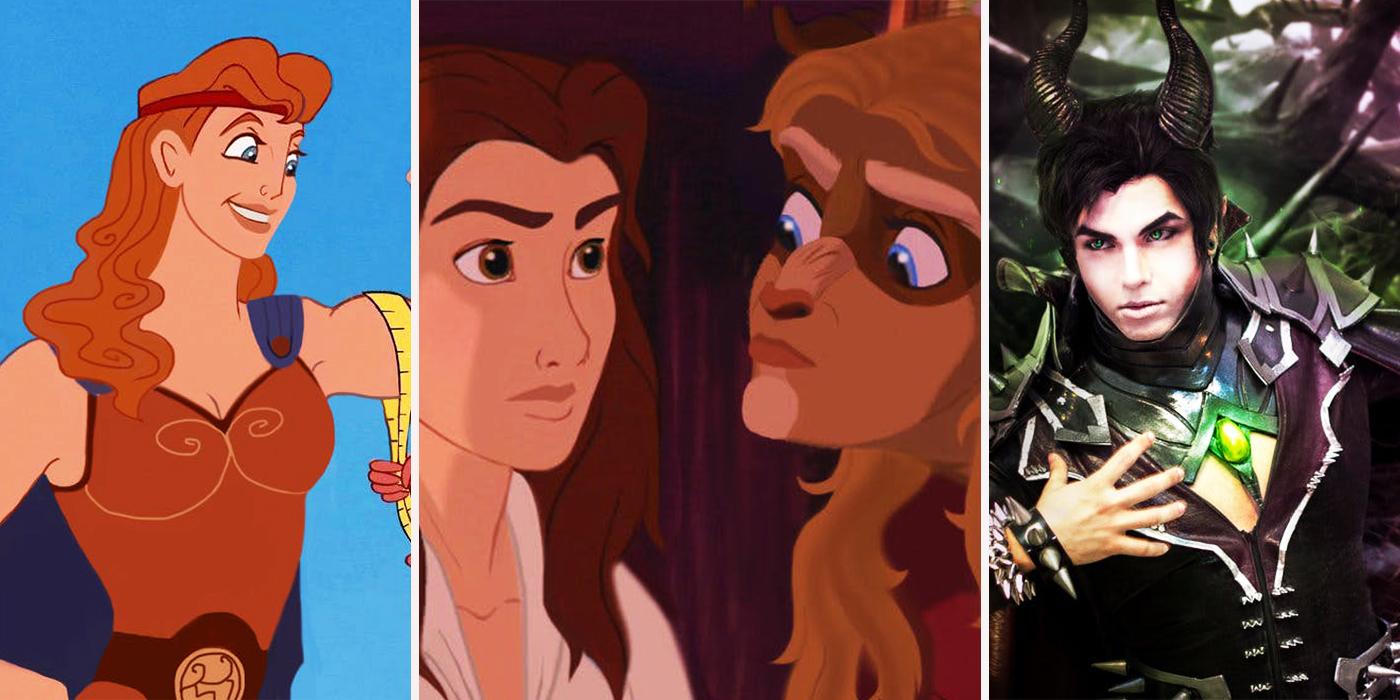 Alice in wonderland cartoon characters-3490