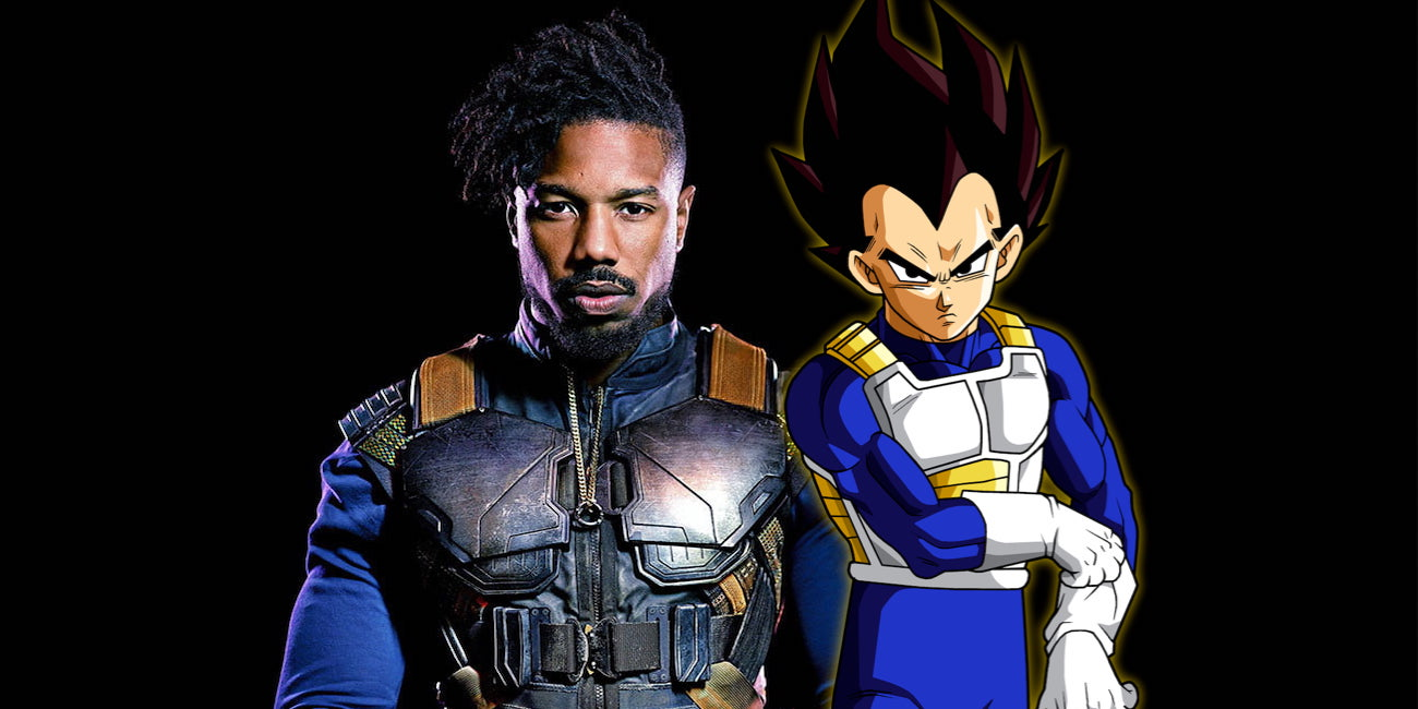 Image result for killmonger vegeta