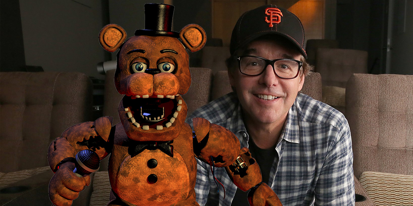 Five Night at Freddy's and Chris Columbus
