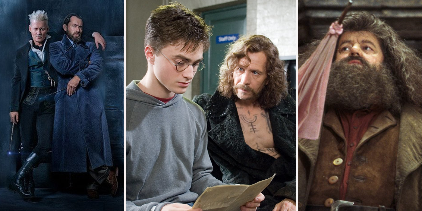 Harry Potter Book Easter Eggs : Harry potter news info screen rant