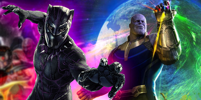 Marvel Black Panther Black Panther Avengers Infinity: Can Infinity War Out-Gross Black Panther?