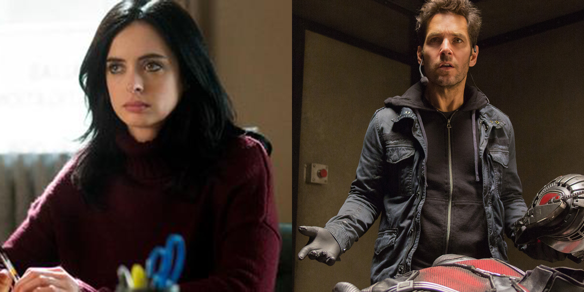 JESSICA JONES ANT MAN