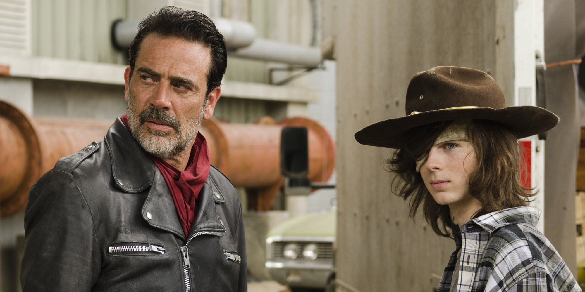 Walking Dead: What Carl's Letter to Negan Said | Screen Rant
