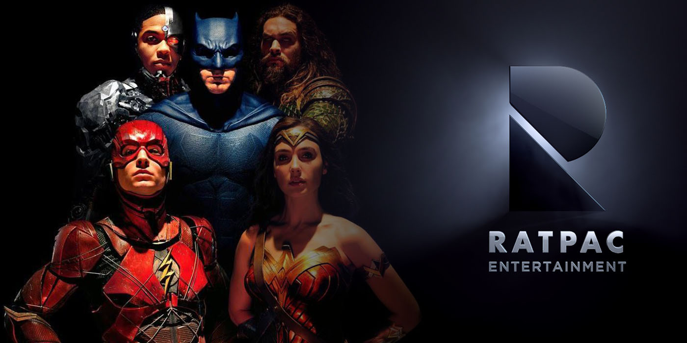 Justice League RatPac