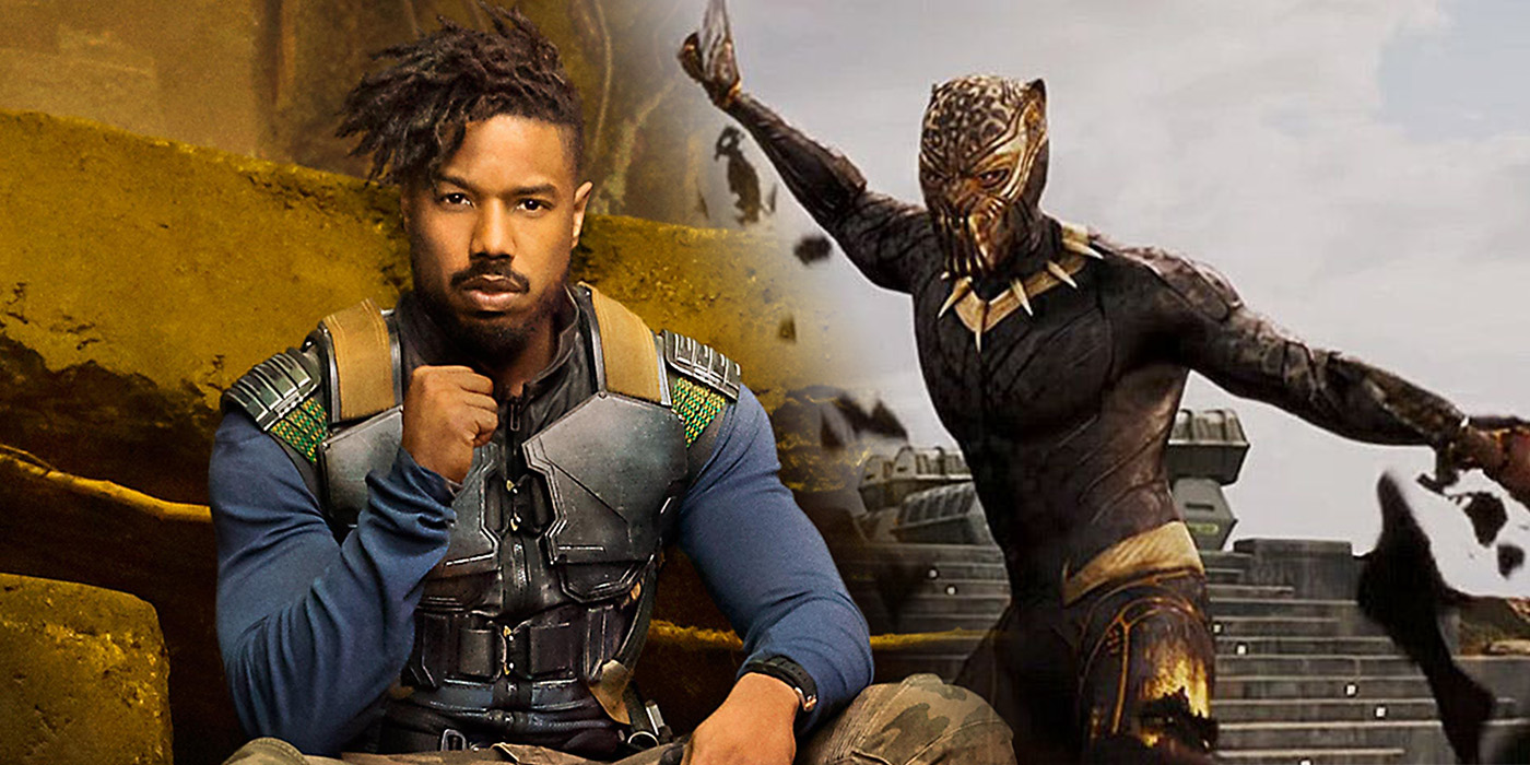 2932x2932 Pubg Android Game 4k Ipad Pro Retina Display Hd: Killmonger Creator Praises Black Panther & Michael B. Jordan