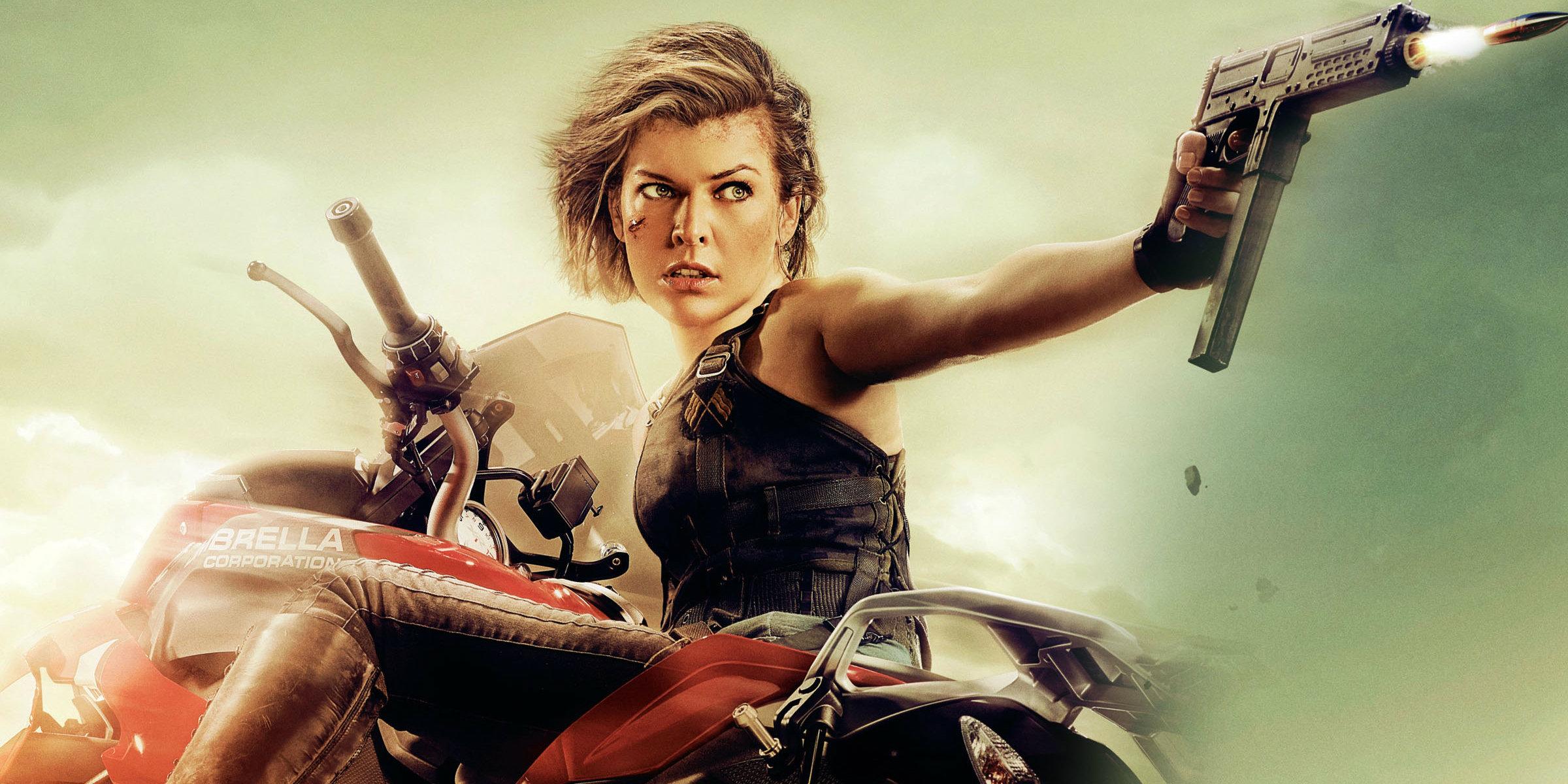 Milla Jovovich to Star... Milla Jovovich Resident Evil Movie