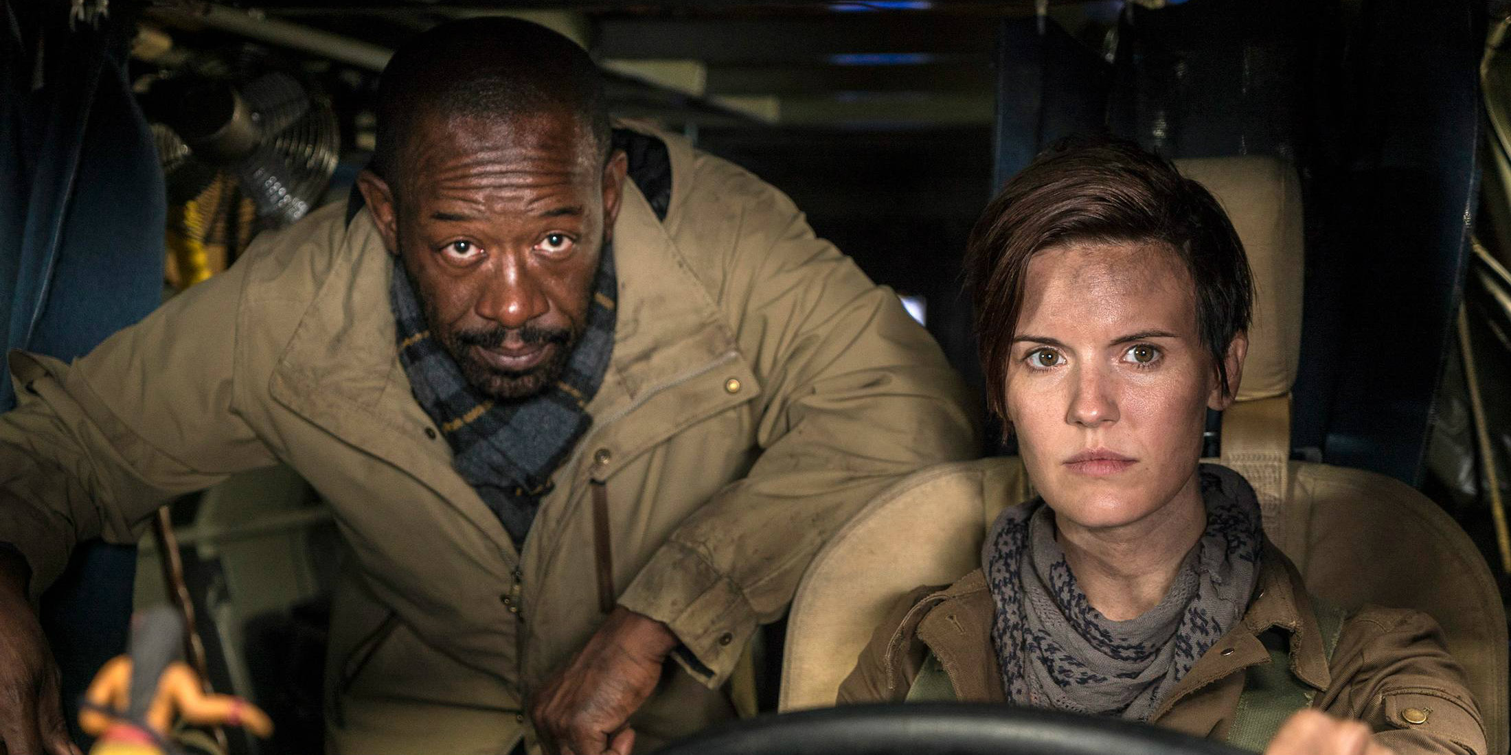 Fear The Walking Dead Season 4 Teaser Introduces Morgan