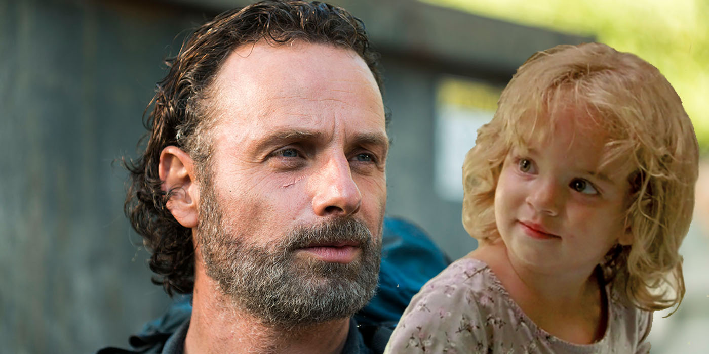 Rick and Judith Grimes