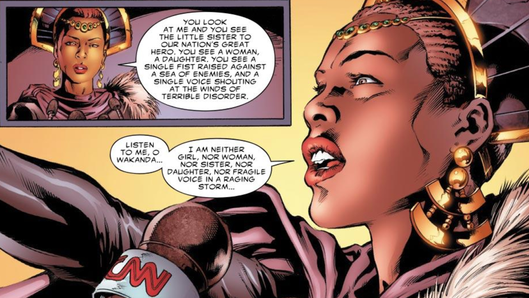 Black Panther: Things You Didn't Know About Shuri | ScreenRant