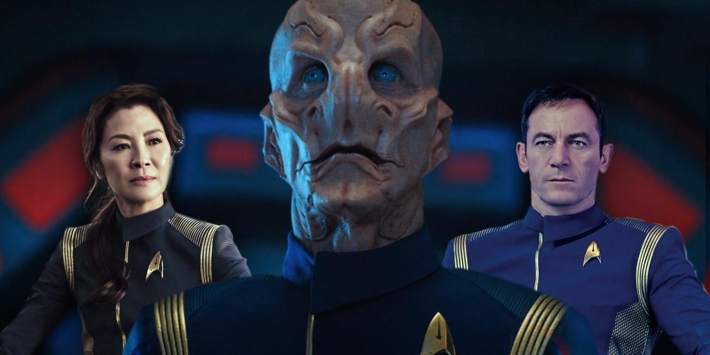 Saru Deserves To Be Captain Of Star Trek Discovery
