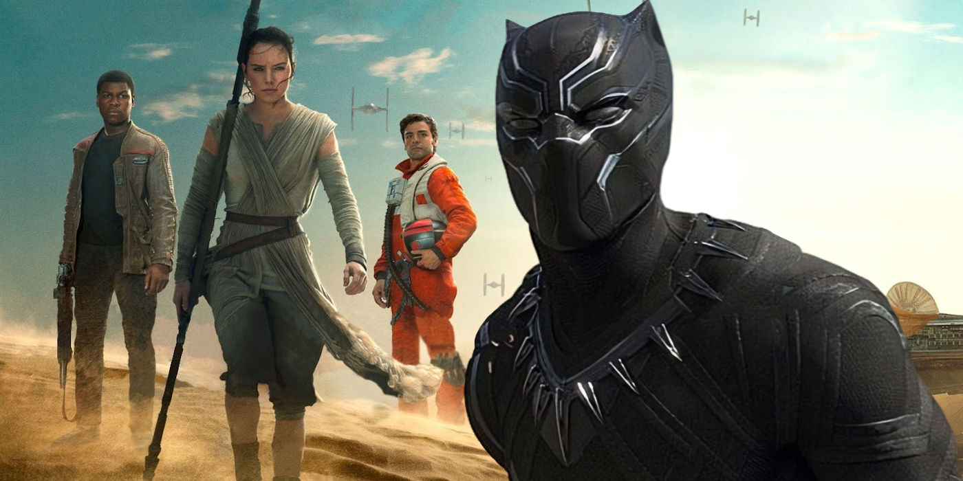Black Panther Breaks Monday Box Office Record