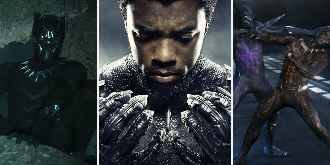 15 Things You Didn T Know About Black Panther S Suit
