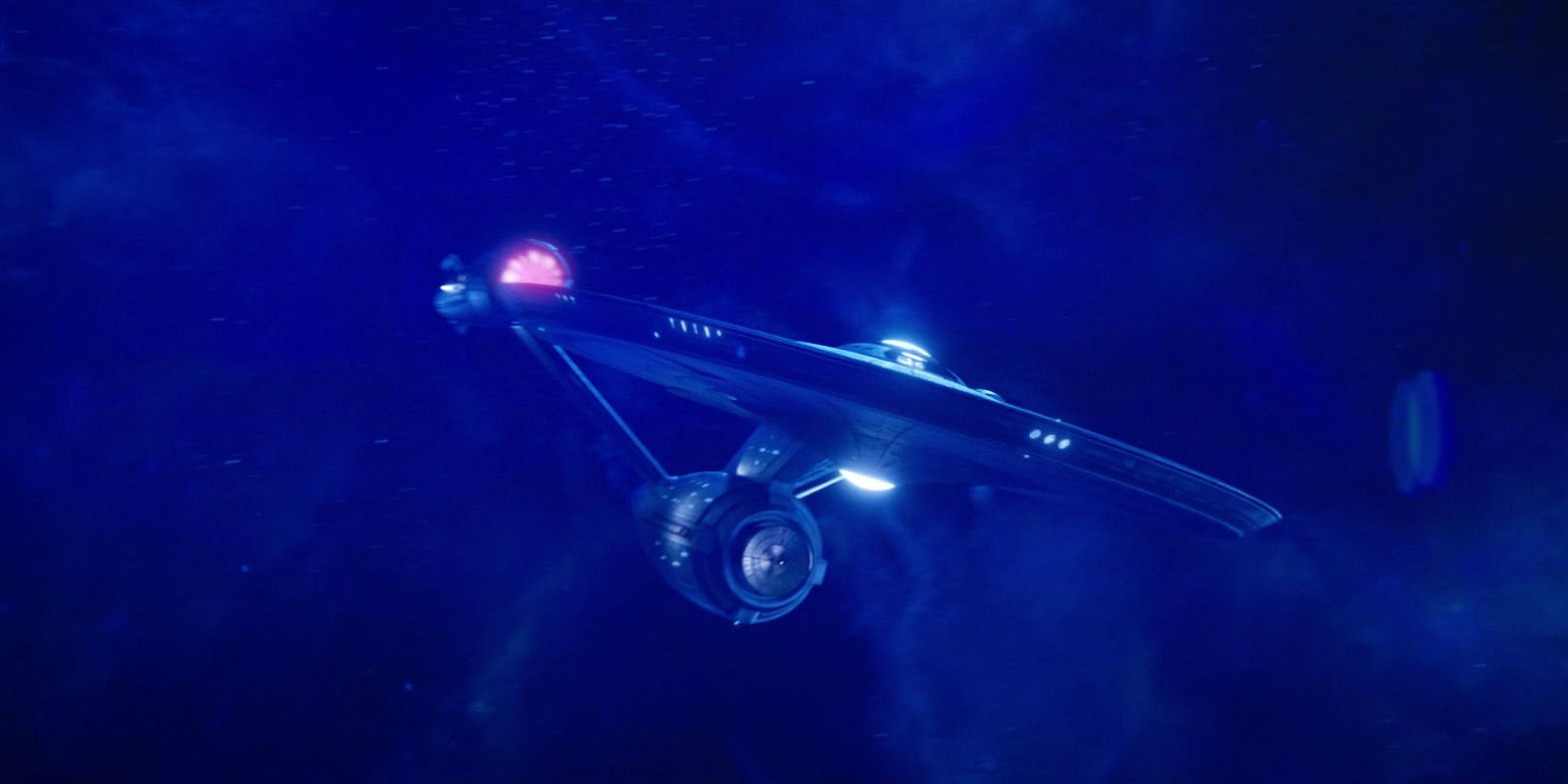 The Enterprise in Star Trek Discovery