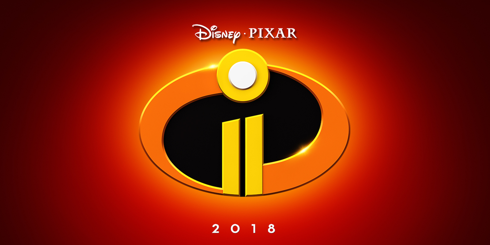 Two Logo Incredibles 2 S...