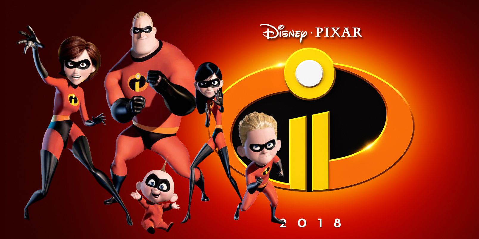 The Incredibles 2 Trailer Release Date