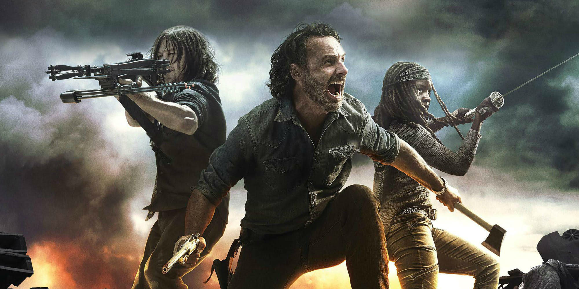 The walking dead who died this week screen rant voltagebd Gallery