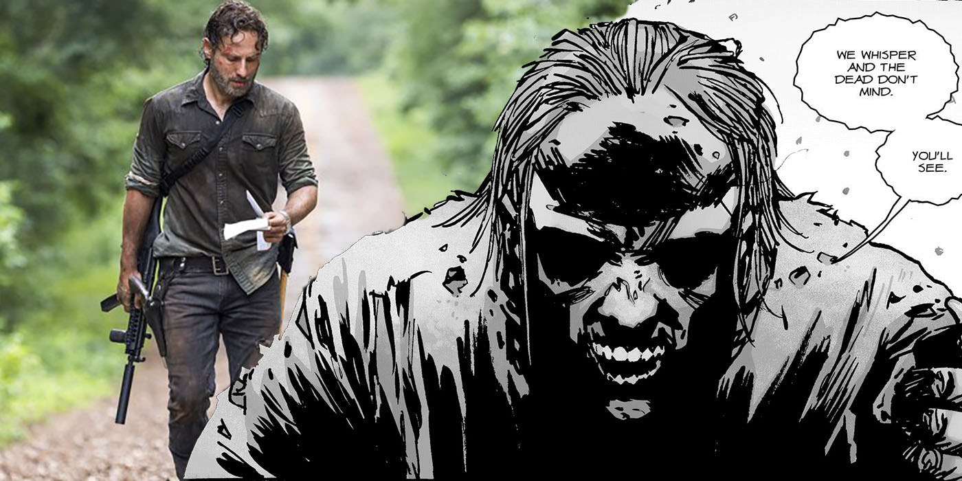The walking dead tv show will feature the whisperers voltagebd Gallery